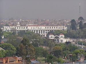 Singha Durbar - Image: Kathmandu 35