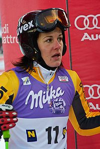Kathrin Hölzl Semmering 2008