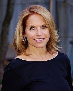 Katie Couric American journalist