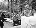 Katonák, Budapest, Margit-sziget, Kápolnarom. Fortepan 3346.jpg