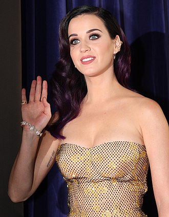 Katy Perry: Part of Me - Perry at the premiere of Part of Me in Australia.