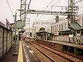 Keikyu-Suzukichō Station-platform.jpg
