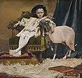 Keizer Karel als kind, Jan Van Beers, 1879, Koninklijk Museum voor Schone Kunsten Antwerpen, 2336.jpg