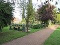 Kelbra (Kyffhäuser) - Jesus-Kirche (4) Friedhof.jpg