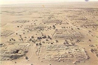 Kellia Place in Egypt