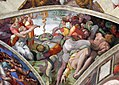 Kereszténység - Crucified serpent 13 - Sixtus-kápolna, Vatikán.jpg