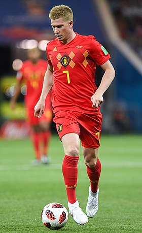 Image illustrative de l'article Kevin De Bruyne