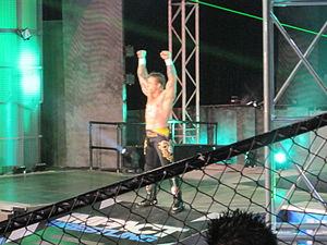 Kid Kash - Kash returning to TNA.