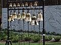Kijów-Bykownia, dzwonki podzas uroczystego otwarcia cmentarza ofiar NKWD - bells on grand opening cemetery victims of NKWD - panoramio.jpg