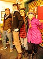 Kilcher family at cinema, Homer, Alaska.jpg