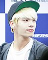 Kim Jong Hyun at a fansign of Skechers on February 2014 05.jpg