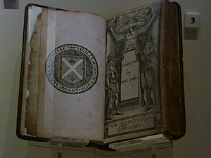 Scottish English - A Book of Psalms printed in the reign of James VI and I