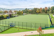 King Edward's Astro Pitch opened in 2016