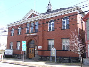 Kings County Museum - Image: Kings County Museum