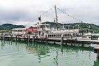 Klagenfurt Sankt Martin Friedelstrand 3 Schiffswerft Landebruecke Thalia 08052017 8269.jpg