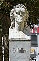 Klagenfurt Voelkermarkter Ring 27 Schiller-Denkmal 06072016 3697.jpg