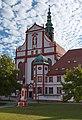 Kloster St.Marienstern, Klosterkirche Giebel a.jpg