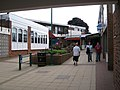 Knowle Shopping Centre - geograph.org.uk - 1911070.jpg