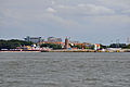 Kołobrzeg, Hafen, l (2011-07-26) by Klugschnacker in Wikipedia.jpg