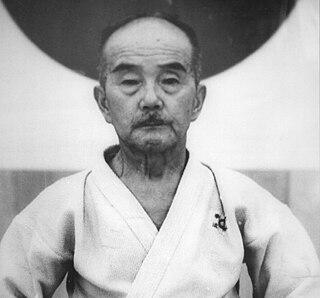 Yasuhiro Konishi Japanese karateka