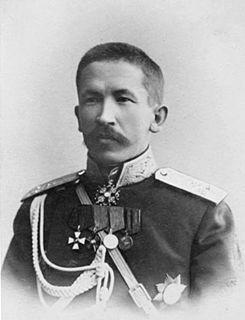 Lavr Kornilov Imperial Russian Army general