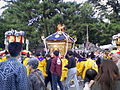 Kotohiki shrine mikoshi.jpg