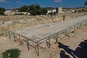 Kouklia - Wing of Roman Sanctuary of Aphrodite