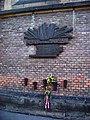 Kralupy nad Vltavou, obětem náletu,deska na kostele.jpg