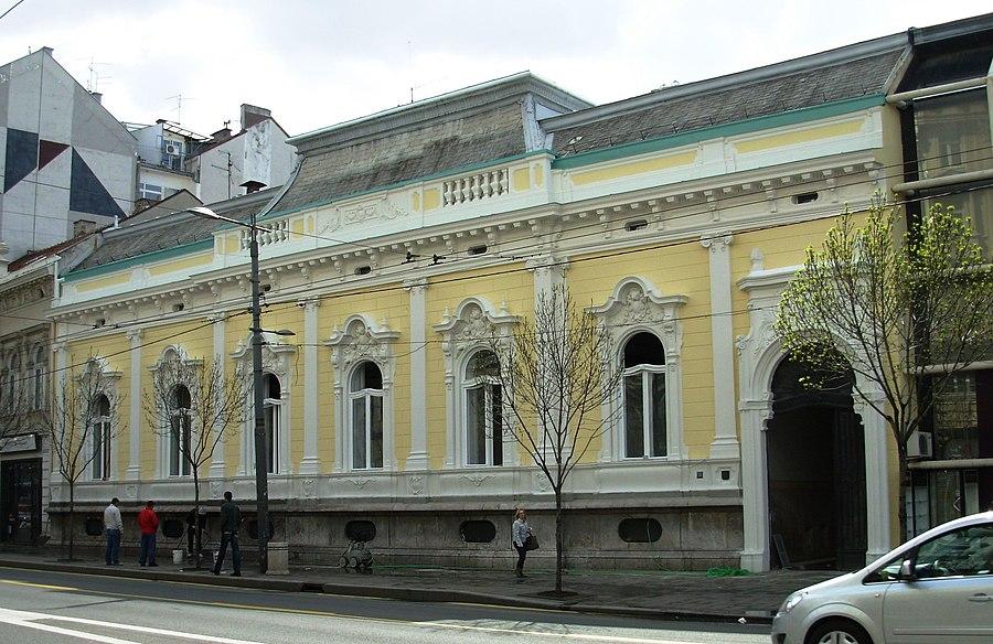 Krsmanović House, Terazije
