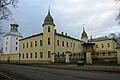 Krustpils castle (from1231) - ainars brūvelis - Panoramio.jpg