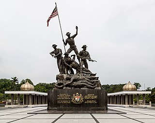 National Monument (Malaysia) monument in Malaysia