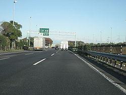 Kuki interchange Kuki city Saitama prefecture Japan.jpg