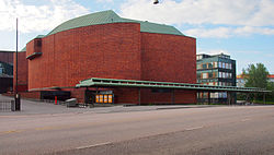 Kulttuuritalo Wikipedia