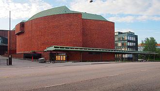 Kulttuuritalo - Image: Kulttuuritalo Helsinki 28 toukokuuta 2013