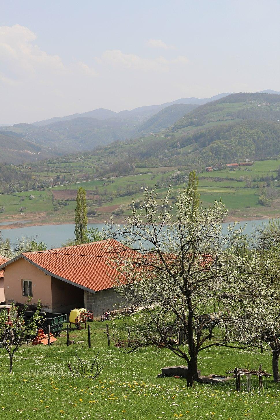 Kunice - opština Valjevo - zapadna Srbija - panorama 14