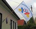 Kunratice (okres Liberec), vlajka pro miminka (2).jpg