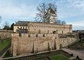 Kurfürstliche Burg, Eltville, West view 20150225 1.jpg