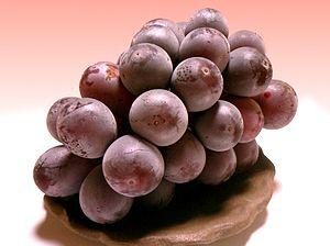 Kyoho (grape) - Kyoho grapes