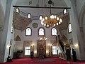 L'intérieur de la mosquée Gazi Husrev-beg.jpg