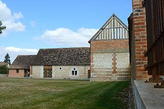 Gravigny Commune in Normandy, France
