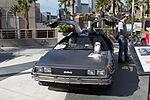 LBCC 2013 - Back to the Future DeLorean (11028128206).jpg