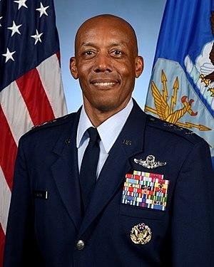 Charles Q. Brown Jr. - Image: LIEUTENANT GENERAL CHARLES Q. BROWN JR