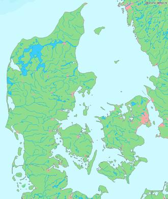 Fredericia - Image: La 2 demis denmark