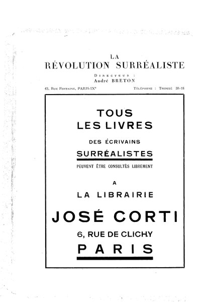 File:La Révolution surréaliste, n12, 1929.djvu