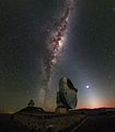 La Silla Dawn Kisses the Milky Way.jpg