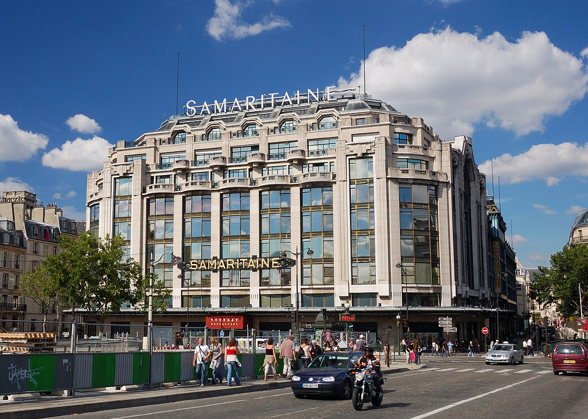 La samaritaine wikipedia for Small luxury hotels of the world wiki