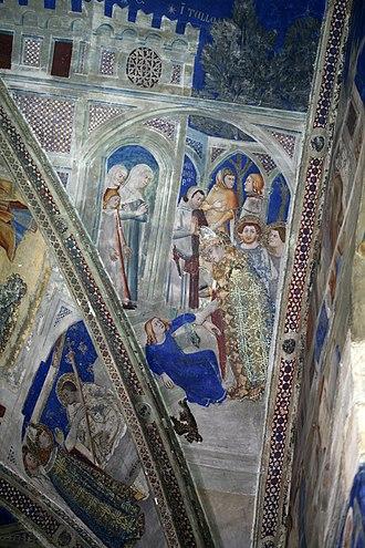 Saint Martial - Saint Martial cures the son of Arnulfus.