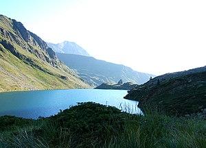 Lac Bleu d'Ilhéou - Image: Lac d'Ilhéou