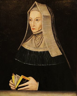 Lady Margaret Hall, Oxford - Lady Margaret Beaufort, after whom the college is named