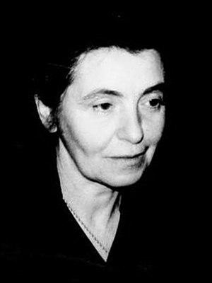 Olga Ladyzhenskaya - Olga Aleksandrovna Ladyzhenskaya